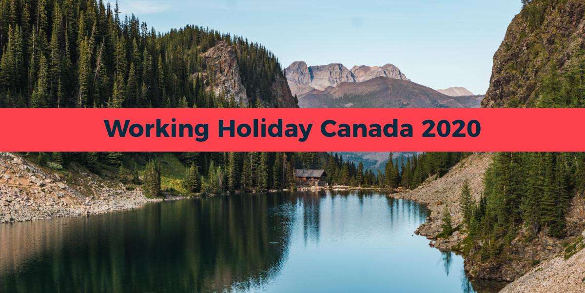 Working Holiday víza do Kanady